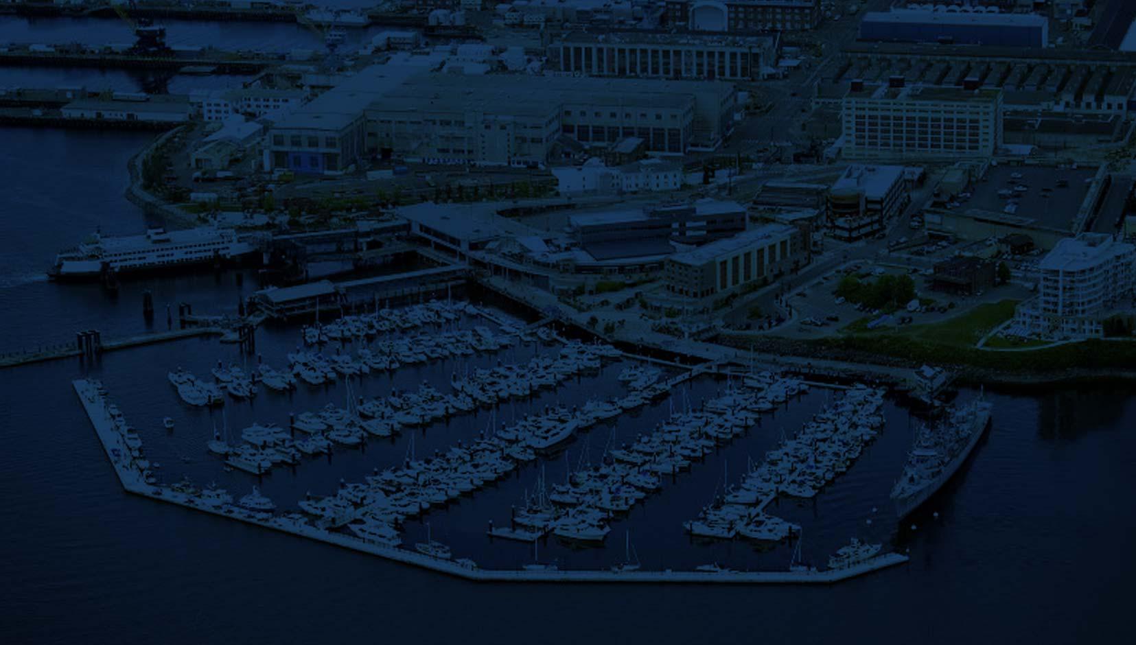 Marina, Port, and Harbor in California, Alaska, and Canada